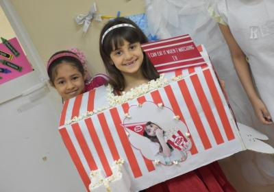 Grades - Vocabulary Parade