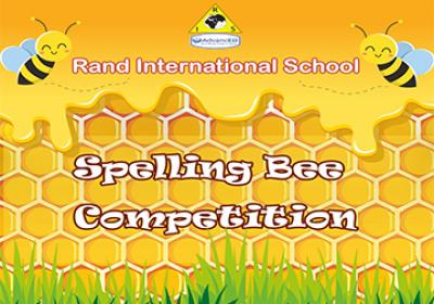 Grades - Spelling Bee Competition
